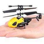 QS QS5010 – Super Mini Infrarot RC Hubschrauber mit Gyroskop für 10,85€