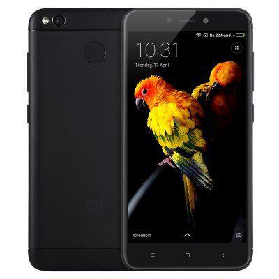 Xiaomi Redmi 4X   5 Zoll Smartphone mit voller LTE Unterstützung für 104,25€ (statt 121€)