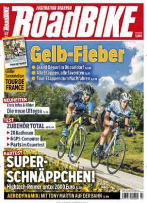 3 Ausgaben Roadbike (ePaper) gratis lesen – Kündigung notwendig