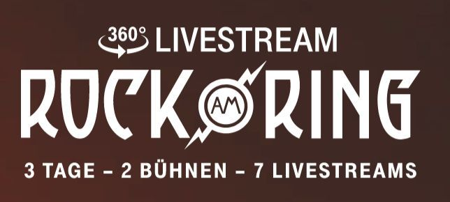 Gratis Rock am Ring Livestream (2.6.   4.6., HD)