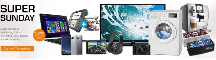 Saturn Super Sunday Deals: u.a. LG ART 53 Bluetooth Lautsprecher statt 64€ für nur 35€