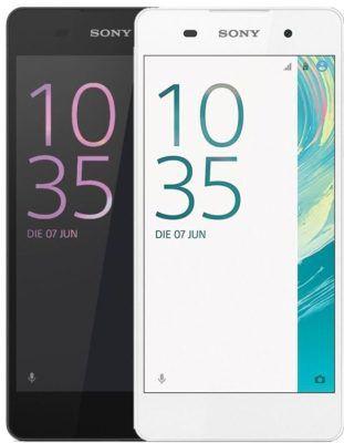 Sony Experia E5   5 Zoll Andoid6 Smartphone mit 16GB für 119,90€