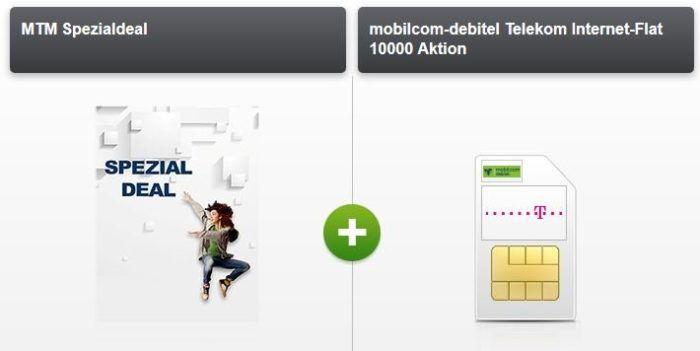 Telekom LTE Internet Flat 4 GB bis 150 Mbit/s für 9,99€ mtl.