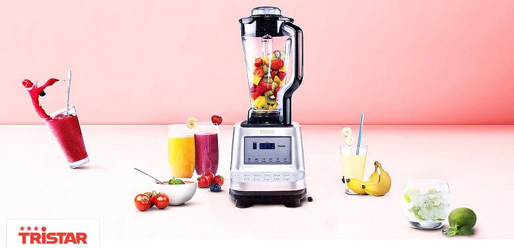 Tristar Sale mit bis zu 55% Rabatt   z.B. Nova Healthy Turbo Blender für 125,50€ (statt 167€)