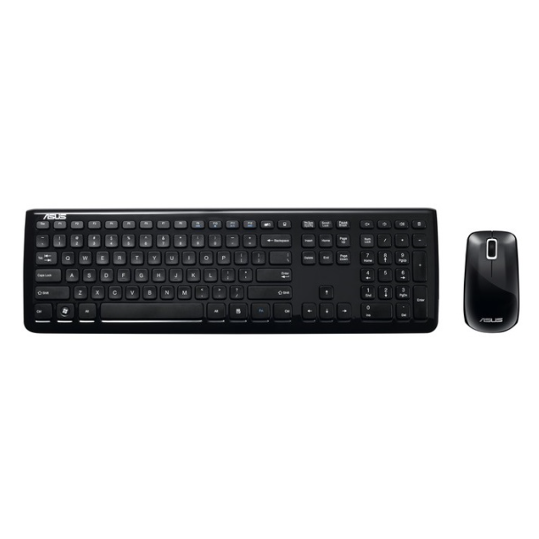 ASUS W3000 Maus Tastatur Set für 19,98€ (statt 24€)