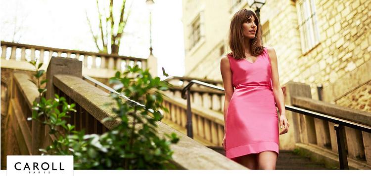 Caroll Paris bei Vente Privee mit bis zu 67% Rabatt   z.B. Kleider ab 32€