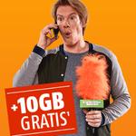 Telekom Smart-Flat mit 400MB für einmalig 19,95€ und 5,95€mtl. – monatlich kündbar + 10 GB im 1. Monat gratis