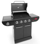 Barbecook Gasgrill Sumo Black mit 4 Brennern für 277€ (statt 444€)