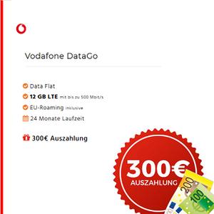 Telekom Netz: LTE Datenflat mit 3GB für 6,99€ mtl. oder 6GB für 9,99€ mtl.   Vodafone 12GB für 14,95€