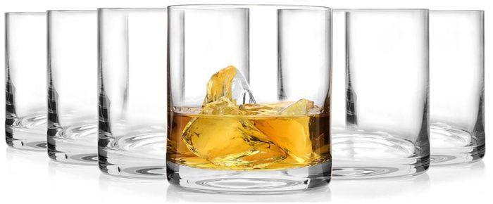 Whiskygläser Tumbler im 6er Set statt 20€ für nur 11,99€