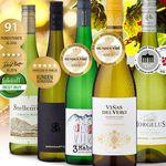 """Vorbei! 6 Flaschen Weißwein – Probierpaket """"Sonne im Glas"""" für nur 29€"""