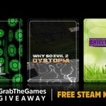 Why So Evil 1, 2 und Brilliant Bob (Steam Keys, Sammelkarten) gratis