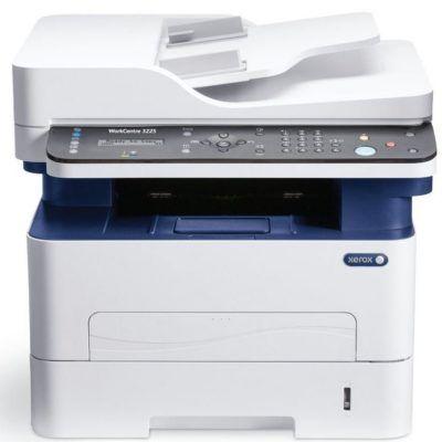 Xerox WorkCentre 3225   A4 monochrom Laserdrucker [Scanner, Drucker, Fax] statt 253€ für 130,82€