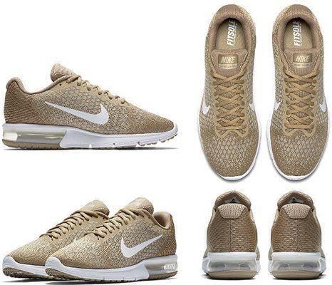 Nike Air Max Sequent 2 Sneaker für 57,73€ (statt 110€)
