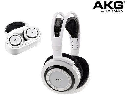 AKG K935   kabelloser Over Ear Kopfhörer für 38€ (statt 70€)