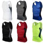 Kompressions-Shirts in 6 Farben & 5 Größen ab 4,43€