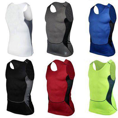 Kompressions Shirts in 6 Farben & 5 Größen ab 4,43€