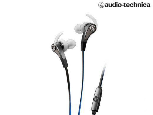 Audio Technica SonicFuel In Ear Kopfhörer (ATH CKX9iS) für 40,90€ (statt 79€)
