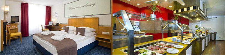 2 ÜN bei München inkl. Frühstück, Fitness & Guide ab 75€ p.P.