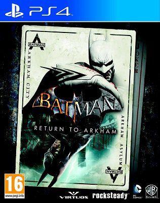 Batman: Return to Arkham (PS4) für 14,50€ (statt 21€)