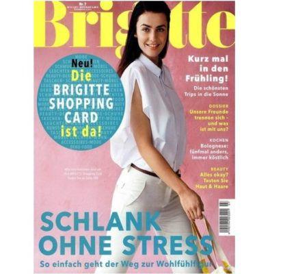 Brigitte mini Abo 6 Ausgaben Gratis automatisch auslaufend + einmalig 3,95€ Versandkosten
