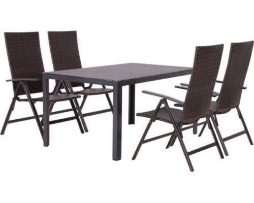 BUKATCHI   5tlg. Tischgruppe Liberty für 179,10€ (statt 230€)