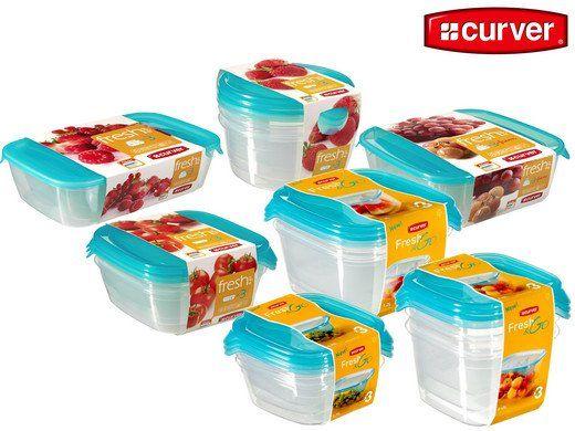 Curver 22er Set Frischhaltedosen Fresh & Go für 25,90€
