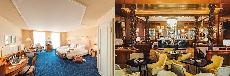 2 ÜN bei Karlsruhe im 5* Hotel inkl. Frühstück, Spa & mehr für 149,99€ p.P.