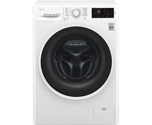 LG F 14WD 84EN0 Waschtrockner   8 kg Waschen / 4 kg Trocknen für 479€ (statt 629€)