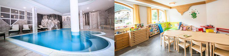 2 ÜN in Südtirol in Familienhotel inkl. Verwöhnpension, Hallenbad, Sauna & Kinderbetreuung ab 154€ p.P.