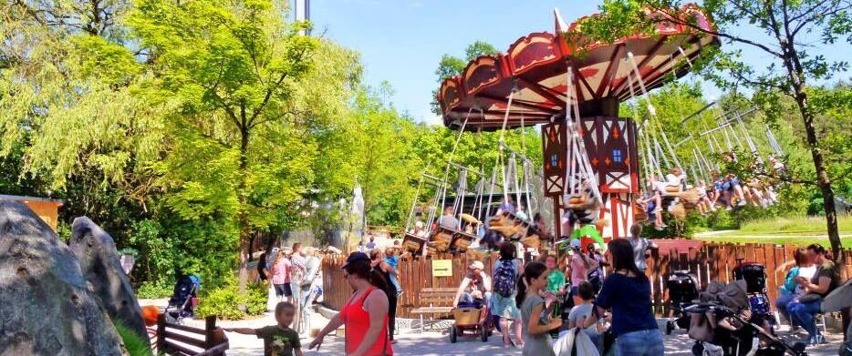 Eintritt in Erlebnispark Schloss Thurn inkl. ÜN bei Nürnberg mit Frühstück & mehr ab 59€ p.P.