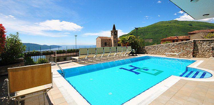 3 ÜN am Gardasee inkl. Halbpension, Pool, Wellness & Fitness ab 129€ p.P.