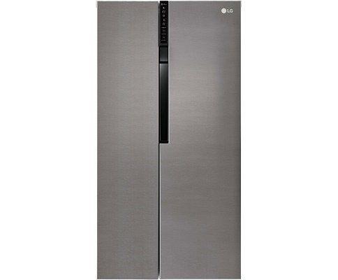Lg Amerikanischer Kühlschrank Preis : Lg gsb 360 basz side by side kühlschrank mit total no frost und 613l