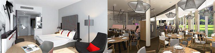 ÜN in Hamburg im 4* Hotel Holiday Inn City Nord inkl. Frühstück & Fitness ab 58€ p.P. (Kinder bis 12 gratis)