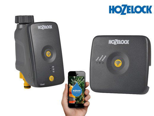 Hozelock Cloud Bewässerungssystem für 105,90€ (statt 141€)
