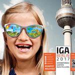 Tickets für IGA 2017 in Berlin inkl. ÜN mit Frühstück & mehr ab 59€ p.P.