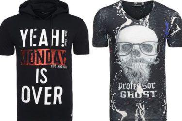 T Shirts & Tank Tops Sale ab 2,99€ z.B. CIPO & BAXX T Shirt für 7,99€
