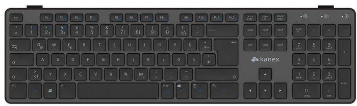 Kanex Multi Sync Bluetooth Keyboard für Windows und Android für 19,99€