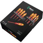 14-tlg. Wera Schraubendreher-Set Big Pack Serie 100 VDE mit 2 Racks für 39,99€ (statt 46€)