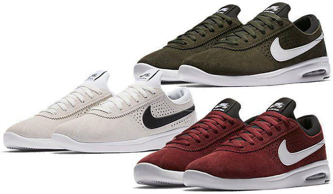 Nike SB Air Max Bruin Vapor in versch. Farben für je 62,98€ (statt 97€)