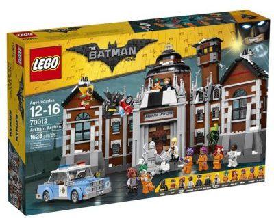 TOP! 20% Rabatt auf LEGO bei ToysRUs ab 30€   z.B. LEGO Batman Movie   70912 Arkham Asylum für 119,99€ (statt 145€)