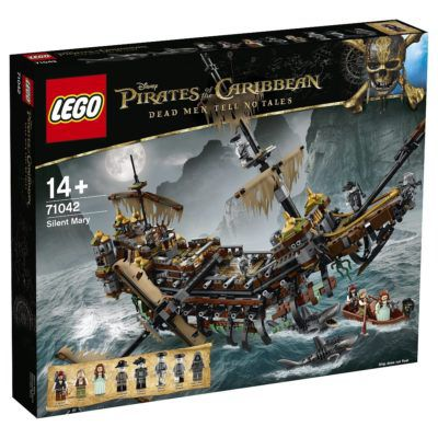 LEGO Pirates of the Carribbean   Silent Mary (71042) für 169,99€ (statt 200€)