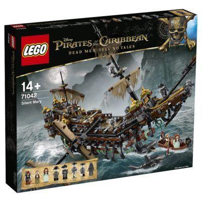 LEGO Pirates of the Carribbean   Silent Mary (71042) für 161€ (statt 200€)