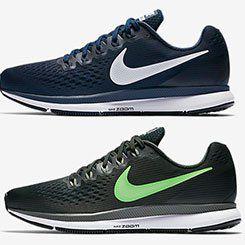 Nike Air Zoom Pegasus 34 für 58,78€ (statt ~90€)