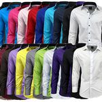Rusty Neal Herren Slim Fit Hemden für je 16,95€ – bis 6XL