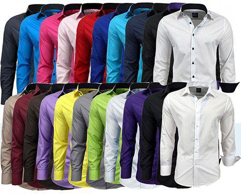 Rusty Neal Herren Slim Fit Hemden für je 16,95€   bis 6XL