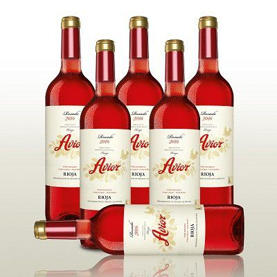 6 Flaschen Rosé   Avior Rosado (2016) für 31,92€ (statt 48€)