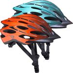 K2 VO2 Max Unisex-Fahrradhelm in Blau oder Orange für 16,99€ (statt 30€)