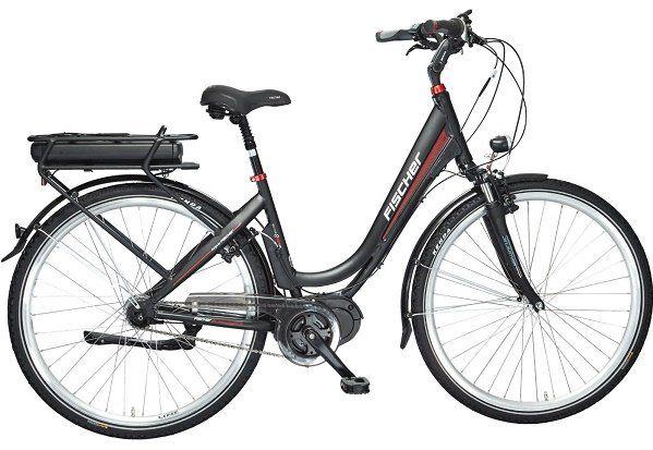 eBike FISCHER 19880 ECU 1720 S1 Nexus Citybike mit 250 Watt für 1.199€ (statt 1.392€)
