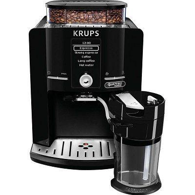 Krups EA82F8 LattEspress Quattro Force für 339,90€ (statt 353€)